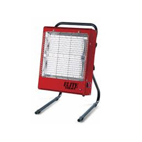 DOUBLE PLAC RADIANT HEATER